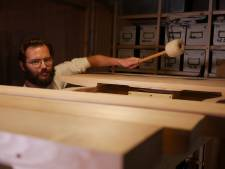 Componeren in tijden van corona: Aart Strootman schrijft werk voor 'orkest op 1,5 meter'