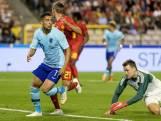 Samenvatting: Oranje en België houden elkaar op 1-1