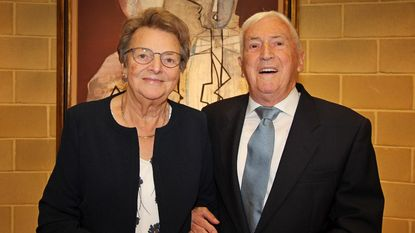 Jozef en Martha vieren diamanten huwelijk