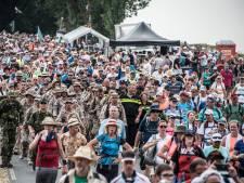 Vierdaagse in Groesbeek steeds uitbundiger gevierd