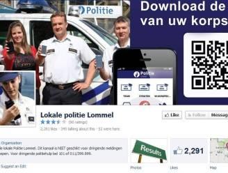 Korpschef laat oproep over inbraak van Facebook halen