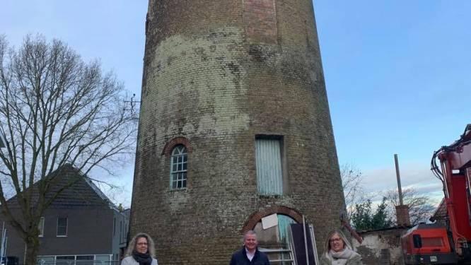 Renovatie molen Acke en bijhorende molenaarshuis uit startblokken geschoten