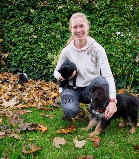 Boerin zoekt boerderij: 23-jarige Cecile droomt van eigen melkveehouderij