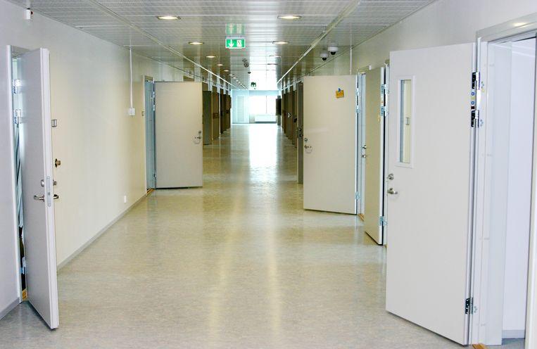 De Noorse Halden gevangenis. Beeld Wikimedia Commons