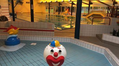 Zwembad weer open na herstellingswerken