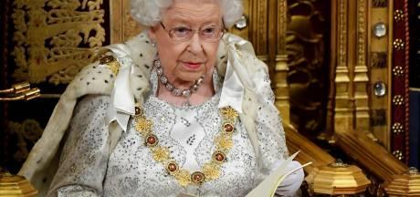 Koningin Elizabeth II: brexit op 31 oktober is prioriteit