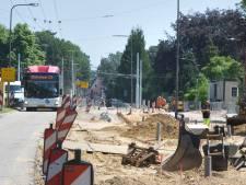 Werk aan de weg in Velp schiet nu op