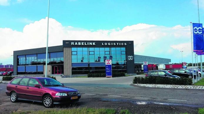 Transportbedrijf Rabelink is een van de vier bedrijven op A18 Bedrijvenpark.