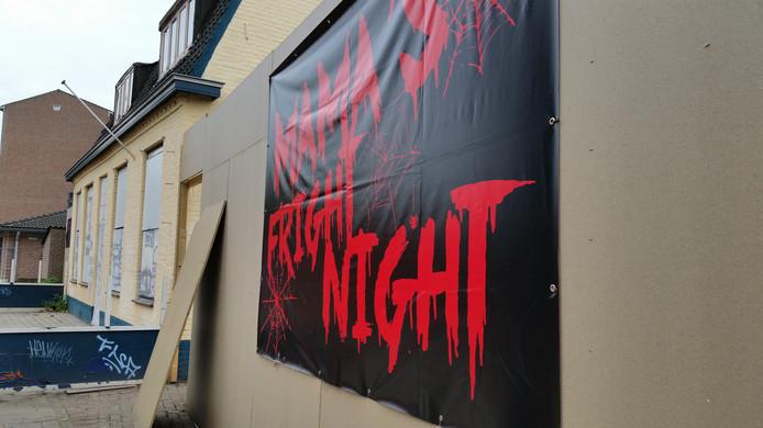 'Mama's met een Missie Fright Night', 13 oktober vanaf 20.00 uur in de Driek van Erpstraat.