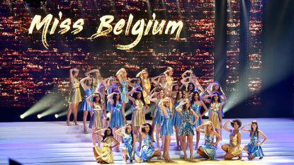 HERBELEEF. Celine Van Ouytsel gaat naar huis met kroontje Miss België 2020
