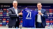 """Frank Arnesen voorgesteld als sportief directeur Anderlecht: """"Ik ben nu de verantwoordelijke. Maar dat is geen probleem"""""""