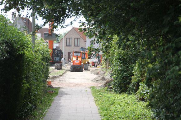 Sint-Sebastiaanspad Knokke-Heist