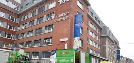 La clinique Saint-Joseph, lieu d'accueil pour les réfugiés avant sa transformation