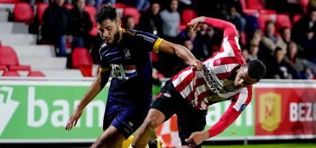 FC Eindhoven kan maar niet winnen van Jong PSV: 'Onze eerste helft was waardeloos'