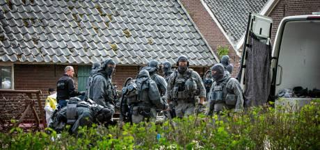 Politie onderzoekt betrokkenheid bewoners bij methlab in Drempt