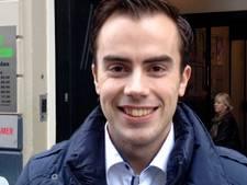 Mike van der Geld lijsttrekker D66 in Den Bosch bij gemeenteraadsverkiezingen 2018