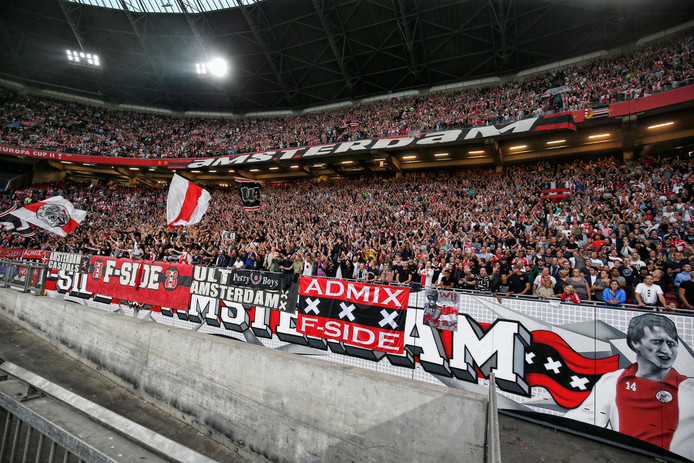 Supporters van Ajax