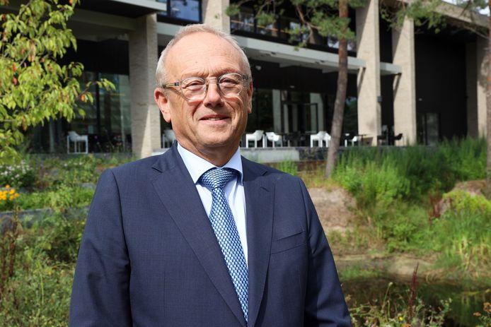 Jan Boelhouwer vervangt sinds augustus burgemeester Jan Brenninkmeijer.