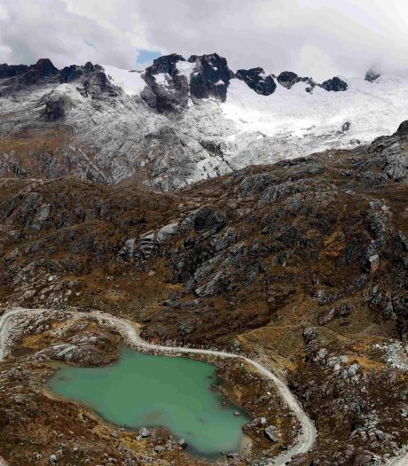 Les chiffres alarmants de la fonte des glaciers au Pérou