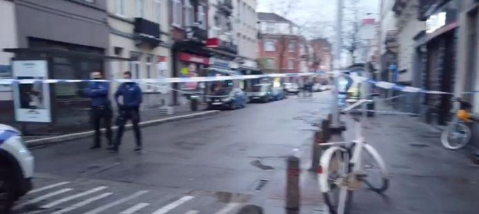 Politie onderzoekt steekincident Wijnheuvelenstraat