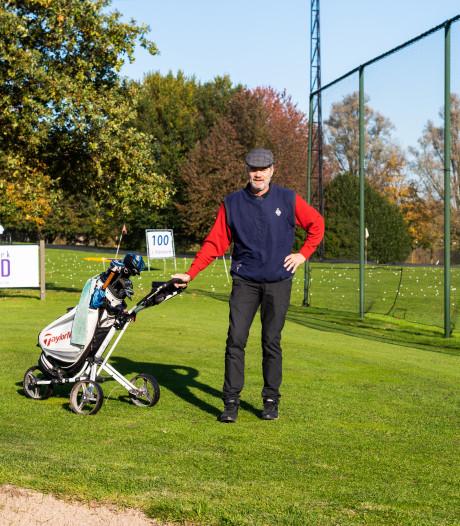 Sjaak ruilde het voetbalveld in voor de golfbaan: 'Ik dacht dat ik Tiger Woods kon worden'