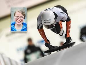 Skeletonster Kimberley Bos naar Winterspelen in Pyeongchang