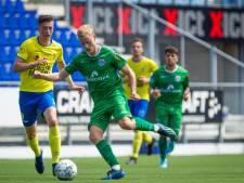 PEC Zwolle speelt niet lekker zonder Rick Dekker