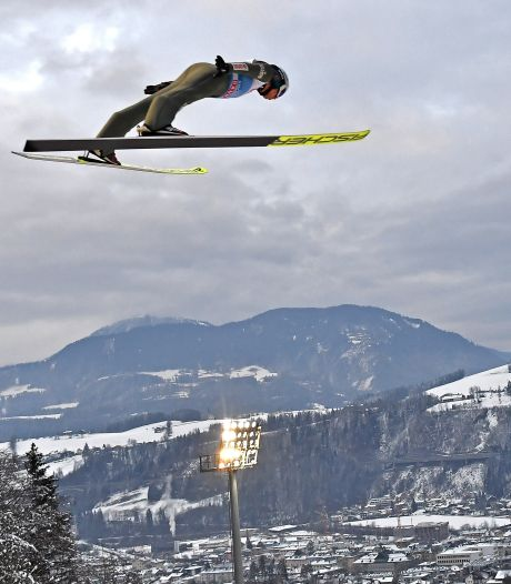 Stoch wint voor derde keer Vierschansentournee