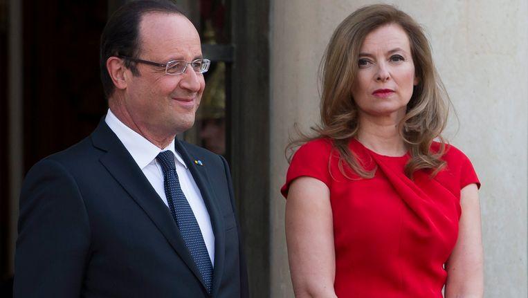 Hollande en Trierweiler in betere tijden