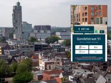 Meer dan 1200 reacties op één appartement in Tilburg: is dat normaal?