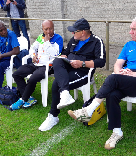Salomonseilanden verslaat BSC Roosendaal met 1-3
