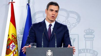 Spaanse regering dient ontslag in, vervroegde verkiezingen op 28 april