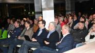 Heel wat geïnteresseerden op infoavond om mee te investeren in zonnepanelen in Menen