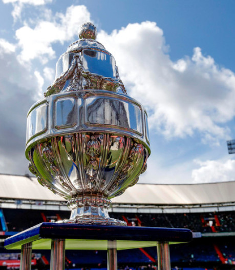 GA Eagles bekert op dinsdag 17 december tegen FC Twente