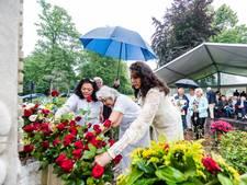 Meer dan 300 mensen herdenken Japanse capitulatie in De Bilt