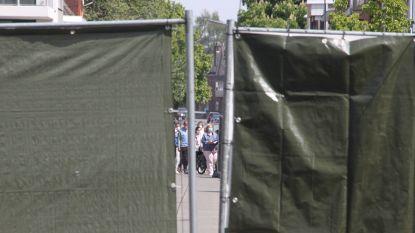 Buurt Geitepark 10 uren afgesloten voor reconstructie dodelijke drugsdeal