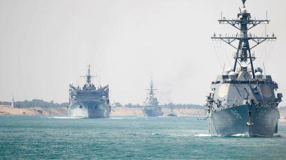 """Handelsschepen """"gesaboteerd"""" voor Verenigde Arabische Emiraten te midden van oplopende spanningen"""