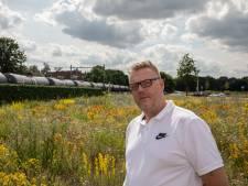 Wonen naast het spoor: Scheur in stuc wordt niet meer dichtgesmeerd
