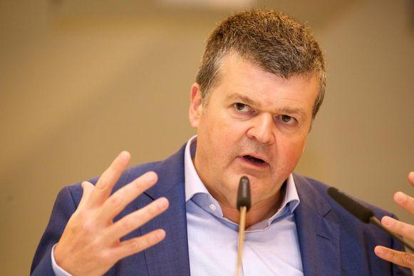 Bart Somers, burgemeester van Mechelen.