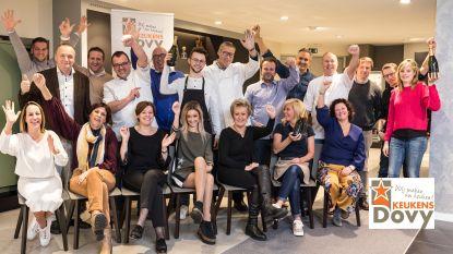 """Culinaire vereniging 'Gastronomie in de Albrecht Rodenbachstreek' viert 50ste verjaardag met eigen champagne: """"Collegialiteit primeert op concurrentie"""""""