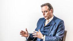 """Bart De Wever (N-VA): """"Halen we 30 procent, dan kan ik mijn valies voor Brussel maken"""""""