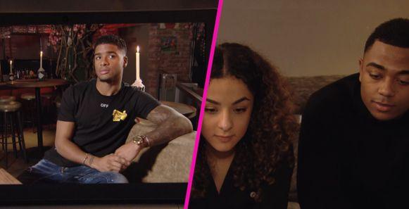 Danicio heeft een speciale boodschap voor Morgan en Rodanya