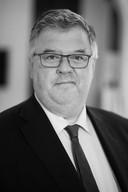 PR dgfoto Gelderlander Nijmegen: Burgemeester Hubert Bruls van Nijmegen