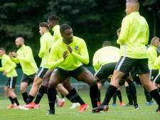 'Hitteplan' bij Vitesse: trainingen vervroegd