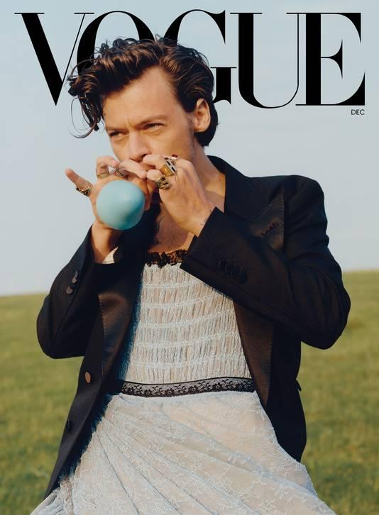 Vraie référence en matière de style, Harry Styles a récemment fait la couverture du magazine Vogue.