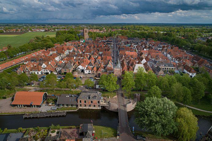 De Vesting van Elburg.