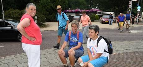 Eerste dag Wandel2daagse start met duizenden deelnemers