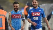 """Football Talk buitenland. Keulen stijgt weer naar Bundesliga - Mertens: """"Ik wil bij Napoli blijven"""""""