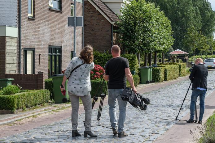 Man (22) uit Zevenbergen opgepakt vanwege terreurdreiging Rotterdam. Tom van der Put - MaRicMedia