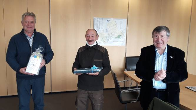 Temse neemt afscheid van rattenvanger Jean-Pierre Van Caeckenbergh